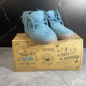 Cienta Ean Blue Size 9.5m